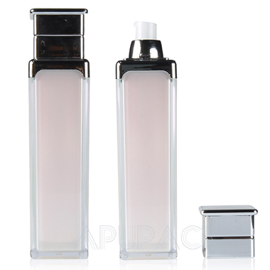 Crystal Square Cosmetic Spray Bottles