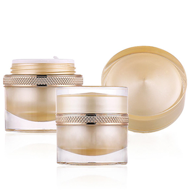 Premi Diamond Lotion Container